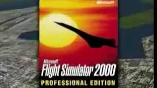 Microsoft Flight Simulator 2000 Official Trailer