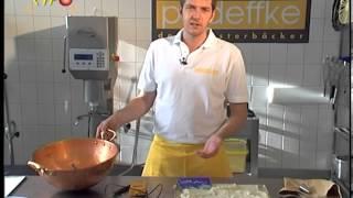 Bäckerei Konditorei Padeffke mit Kokosmakronen