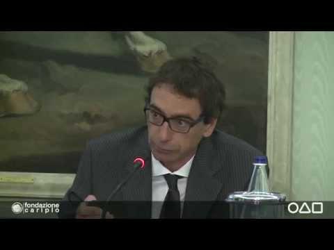 Donald Rubin in Fondazione Cariplo | Intervento Stefano Cima