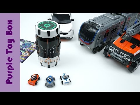 Thumbnail: Tobot Athlon3 Transformer And Power Catch Shaker Toys