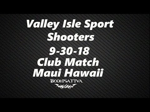 Maui 9 30 18 Local Club Match