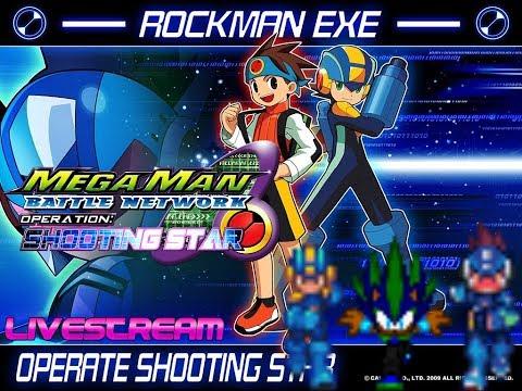megaman battle network operation shooting star english rom download