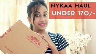 Nykaa Haul - Beauty  Products Under rs170/- Only screenshot 3