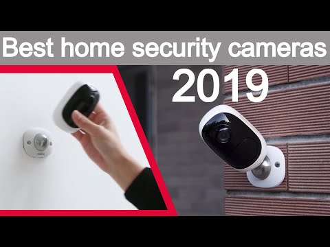 Top 12 best home security cameras 2019 to buy on amazon with best user review & best user experience