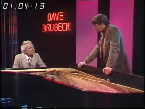 Dave Brubeck interview | Jazz | Afternoon plus | 1983
