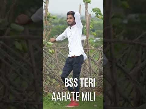 Maine Chaha Ishq Ki Gali Bass Teri Aahat Hi Suni New Status