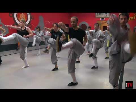 Shaolin Temple Madrid