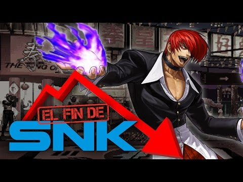 ¿Porque terminó SNK? La historia del desarrollo de The King Of Fighters