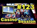 Casino Session #123 - Vulkan Feature / El Torero / 15 Samurai HOCHARBEITEN | ENZ Merkur 2020