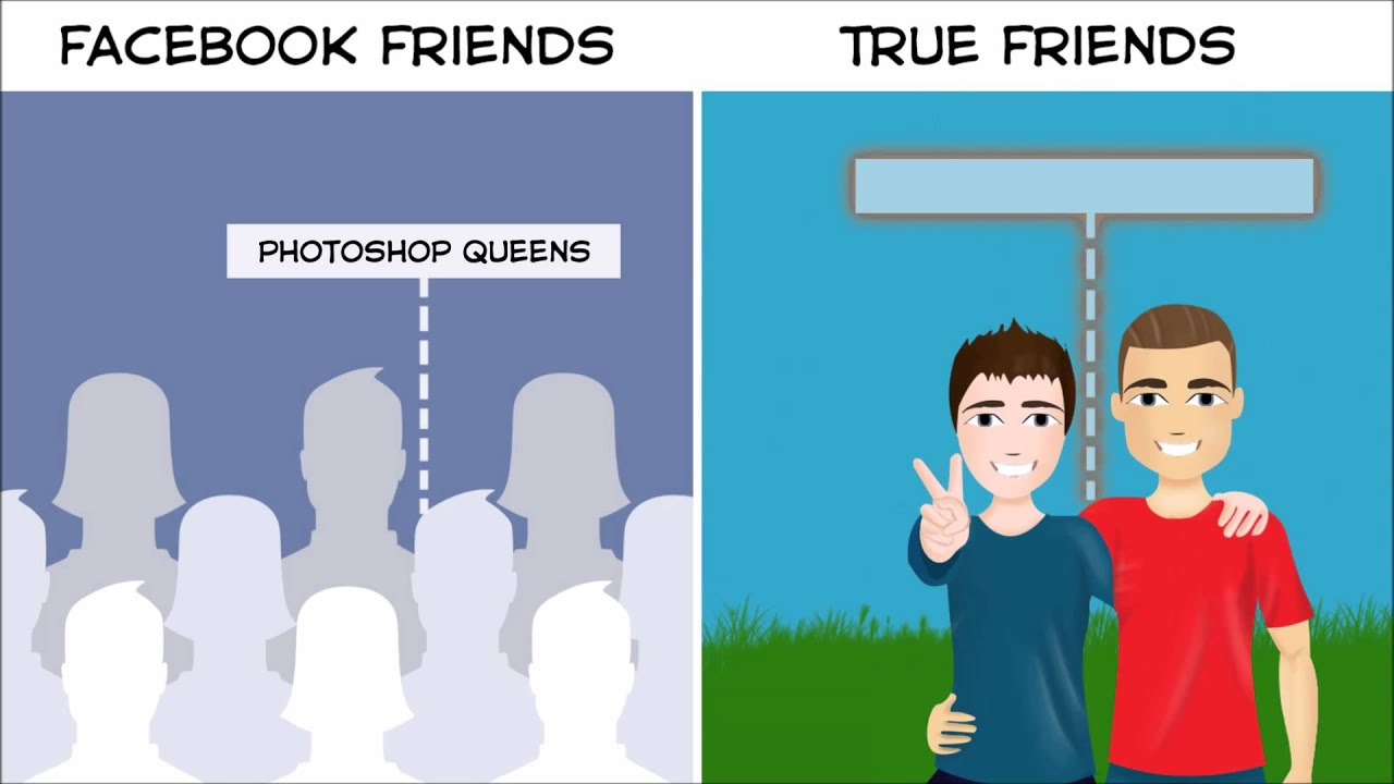 "does facebook help or hinder offline friendships essay How real are facebook friendships unfriending"" somebody is infinitely lower than offline from their friends, or ask for help moving or advice."