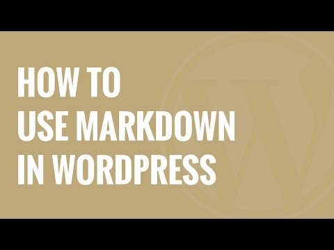 What is Markdown and How to Use Markdown in WordPress