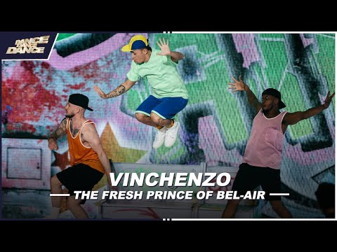 VINCHENZO. // THE FRESH PRINCE OF BEL-AIR // SHOW 2 // DDD //