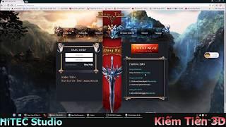 Kiếm Tiên 3D free KNB