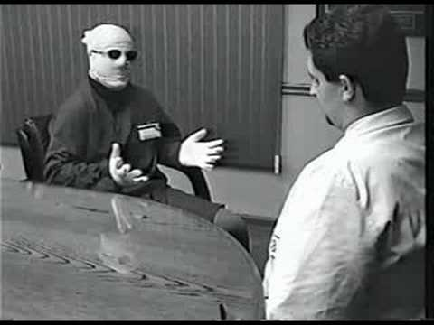 The Invisible Man (2000) clip