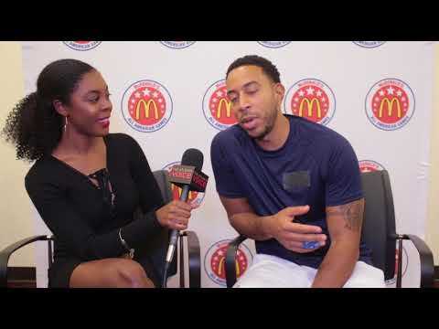 Ludacris Interview - 3/28/2018