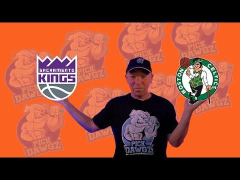 Boston Celtics vs Sacramento Kings 3/19/21 Free NBA Pick and Prediction NBA Betting Tips
