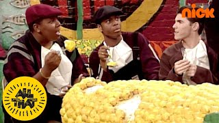 All That's Big Ear of Corn 🌽Ft. Nick Cannon, Kenan Thompson & More! | #TBT Video