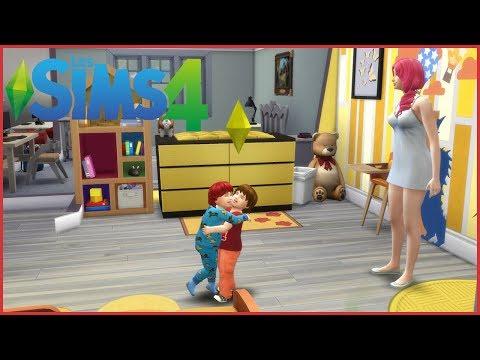 Sims 4 - Nos bébés jumeaux vont grandir ... le temps passe trop vite T_T