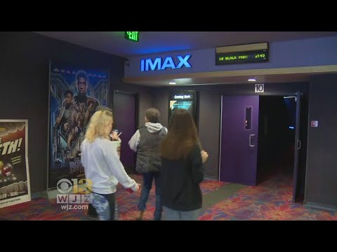Fans Flock To Maryland Theaters For Opening Day Of 'Black Panther'