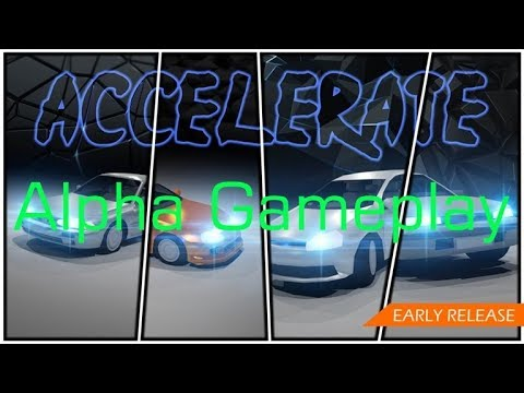 Accelerate V4 Gameplay #1 Customizing My Car!
