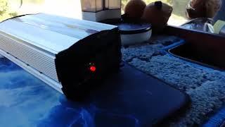 Обзор преобразователя с 24 до 220 вольт. Распаковка, обзор посылки с AliExpress