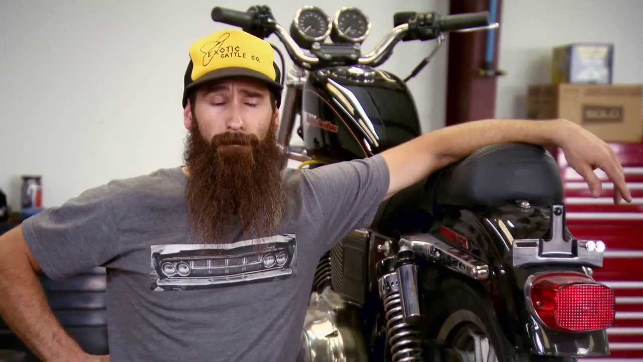Fast N' Loud: Aaron's Sportster Overhaul - YouTube