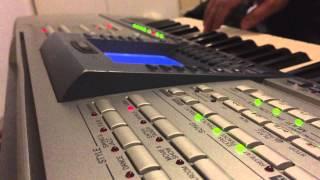 Yamaha Keyboard Style - Jong Ban Propun Khmer