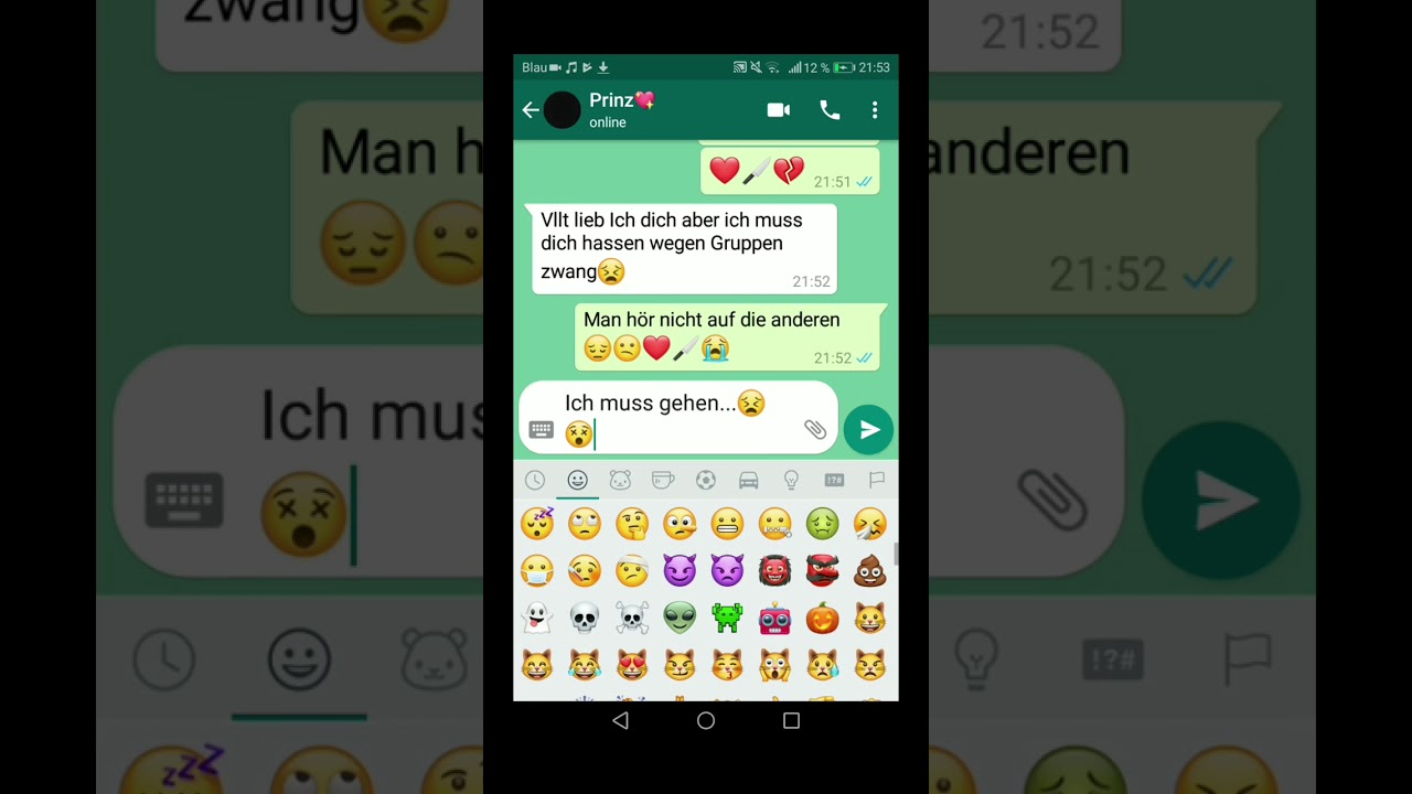 LIEBES CHAT 💍 - YouTube