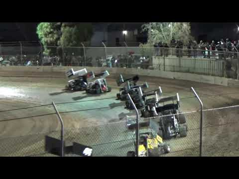 Delta Speedway - Stockton Main Event - Championship Race