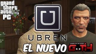 EL NUEVO COLEGA! UBREM GTA V en Español - GOTH