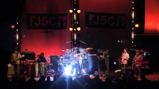 "TROMBONE SHORTY ""SLIPPERY LIPS"" FJ5C 2011 MARSEILLE"