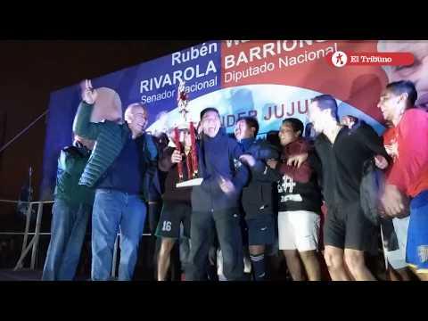 "Renovación de cancha en Campo Verde - Torneo Relámpago ""Rubén Rivarola"""
