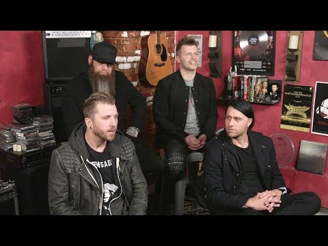 Three Days Grace Still Feel Like 'Outsiders'