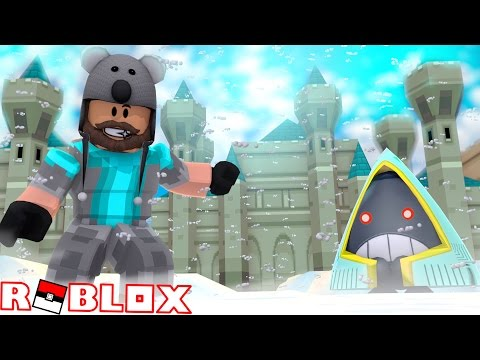 FROSTVEIL CITY + SHINY SNORUNT!!!!!! | Pokémon Brick Bronze [#60] | ROBLOX