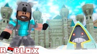 FROSTVEIL CITY + SHINY SNORUNT!!!!!! | Pokémon Brick Bronze [#60] | ROBLOX