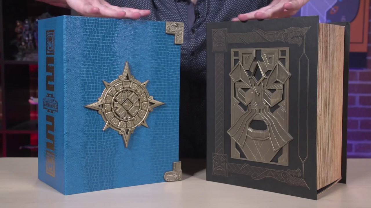 Unboxing the Massive Total War: Warhammer 2 Serpent God Collector's Edition