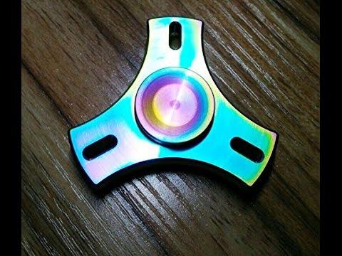 SunnyTech Metal Fid Spinner