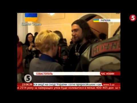 """""""5 канал"""" Украина. Новости от 16 марта 2014 г."""