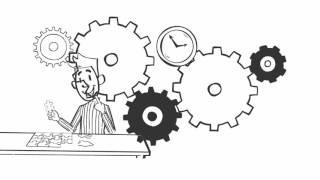 Knowledge Economy whiteboard animation