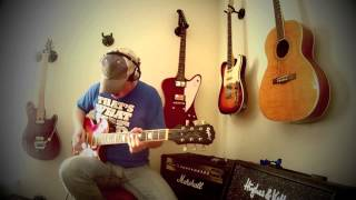 """""""Funk #49"""" James Gang Guitar Cover by Seth Griffin"""