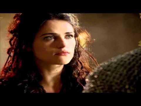 Merlin 4x13 - Arthur & Morgana Confrontation Scene
