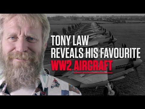 Tony Law on the de Havilland Mosquito   World War True