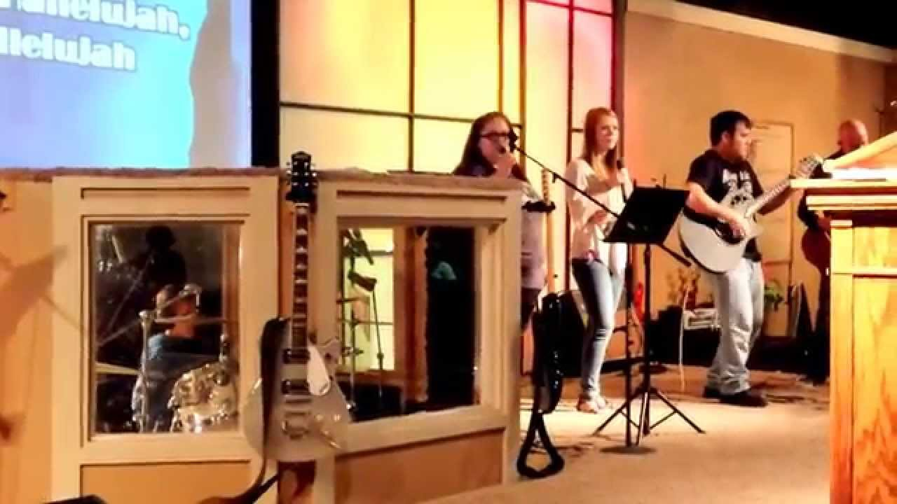 Solid Rock Ministries Praise Team - YouTube