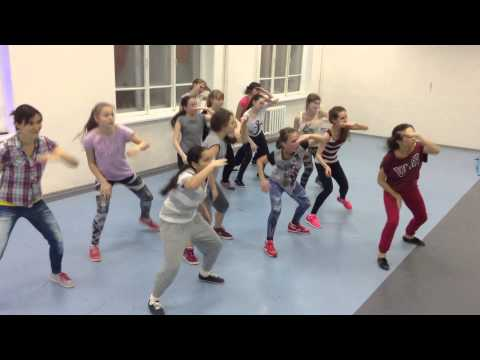 "FullHousedancestudio Dancehall by Masha ""Demarco – Whining Test"""