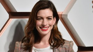 Anne Hathaway Recalls '5-Day Hangover' Before Giving Up Alcohol (Exclusive)