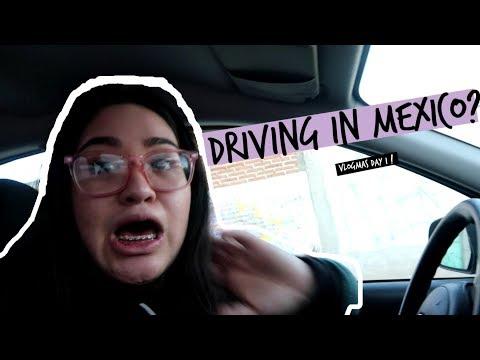 Goodbye USA... Hello MEXICO 2017// Vlogmas day 1