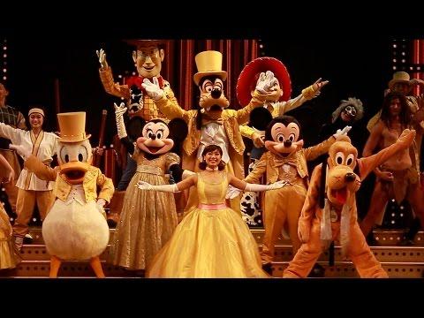 The Golden Mickeys Show Hong Kong Disneyland Mp3