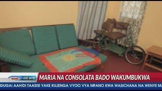 Nyumba waliokuwa wakiishi Maria na Consolata yageuzwa kituo cha walemavu