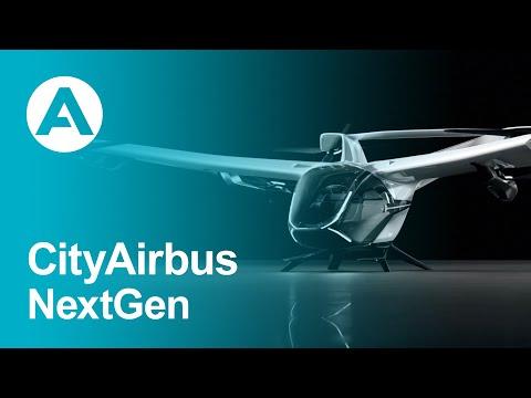 CityAirbus NextGen