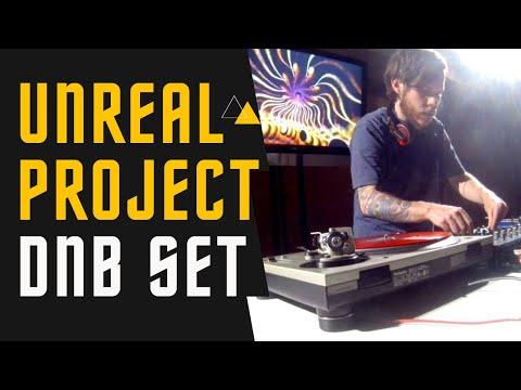 DJ Unreal Project // Set en estudio // Zorg Producciones